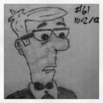 Lawrence Fletcher as Alfred Pennywoth - Phineas n Ferb Batman