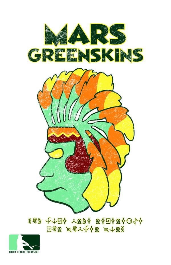 Mars Greenskins