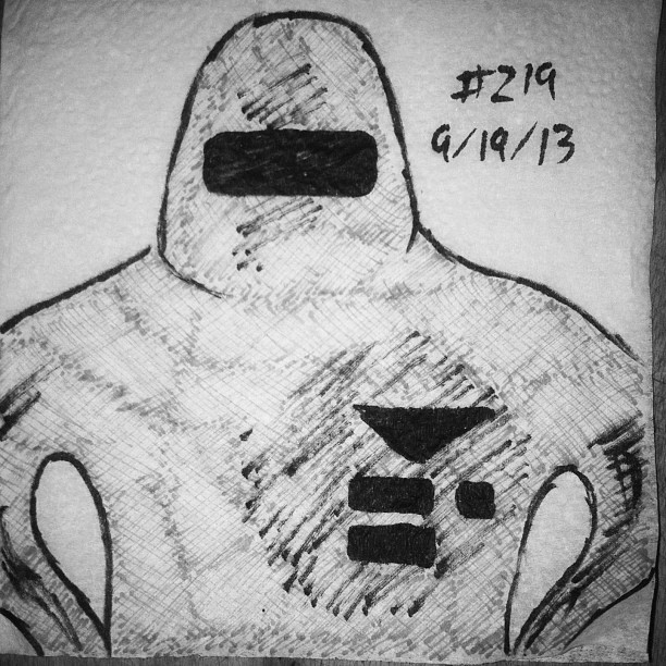 napkin_art_219___starman_jr___earthbound_by_peterparkerpa-d6r1bls